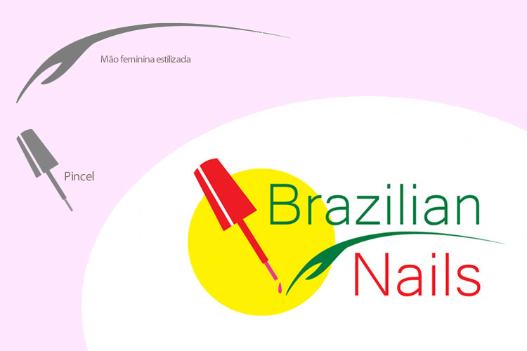 Brazilian Nails Manicure